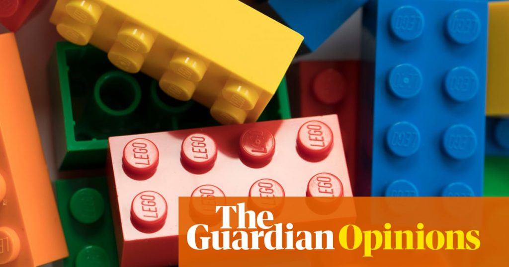 The Guardian view on Lego for adults: play is a serious business