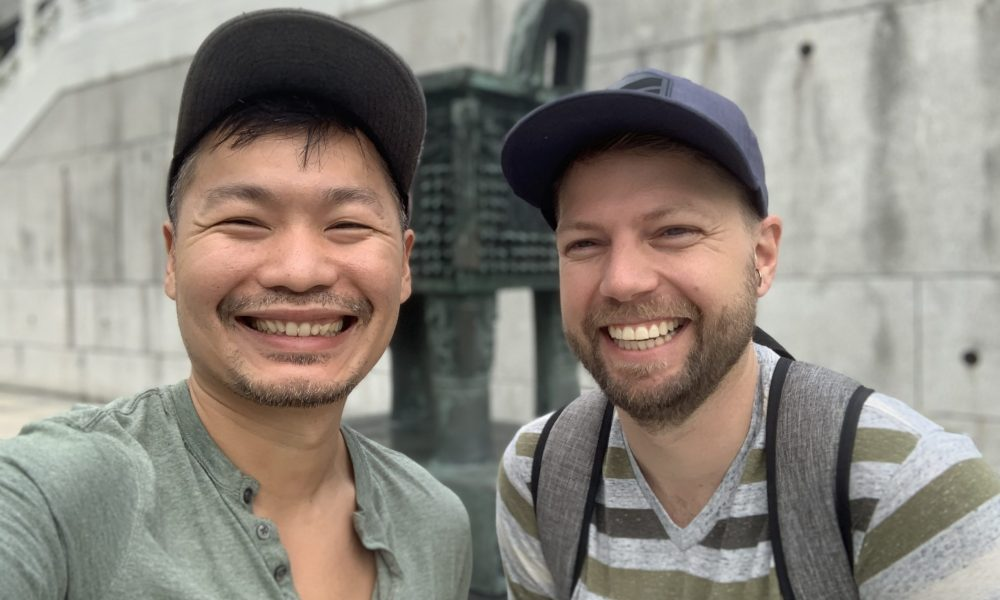 Meet Chih Lin and Michael Dorsey of Dumpling Dudez